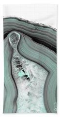Iced Agate Beach Towel