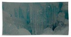 Icicle Blue Beauty Beach Sheet