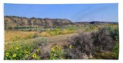Beach Sheet featuring the photograph Idaho Landscape by Bonnie Bruno