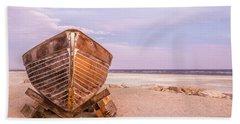 If I Had A Boat Beach Sheet