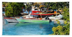 Iles Des Saintes Beach Towel