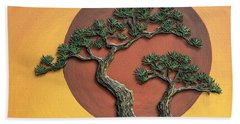 Impasto - Bonsai With Sun - One Beach Sheet