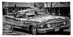 Chrysler Imperial Beach Sheet