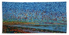 Impression - St. Andrews Beach Towel