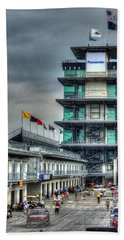 Ims Pagoda Beach Towel