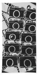 In Camera Art Beach Towel
