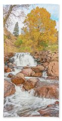 In Every Walk With Nature, One Receives Far More Than He Seeks, Wrote John Muir.  Beach Towel