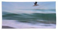 In Flight Beach Sheet