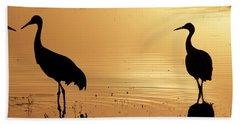 In Love Again Beach Towel