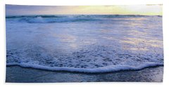 In The Evening Beach Towel