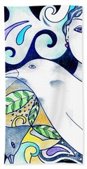 In The Spirit Of Unity 1 Beach Towel