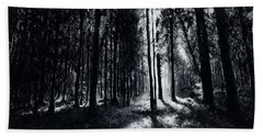 In The Woods 6 Beach Towel