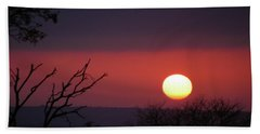 Beach Towel featuring the photograph In The Zone by Alex Lapidus