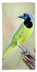 Inca Jay Beach Towel