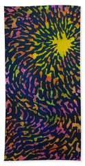 Inception Beach Towel