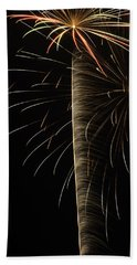 Beach Towel featuring the photograph Independance IIi by Michael Nowotny