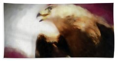 Independence Eagle Beach Towel