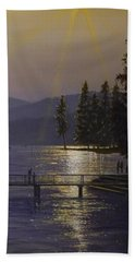 Independence Point, Lake Coeur D'alene Beach Sheet