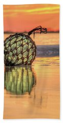 Indian River Sunset Beach Towel