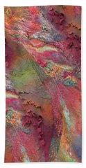 Indian Spices Beach Towel
