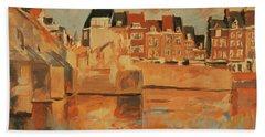 Indian Summer Light Maastricht Beach Towel