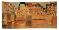 Indian Summer Light Maastricht Beach Towel