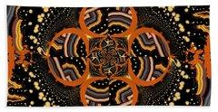Indigenous Galaxy Beach Sheet by Jim Pavelle