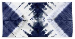 Indigo II Beach Towel