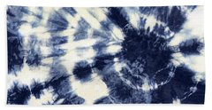 Indigo Iv Beach Towel