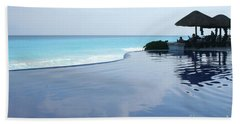 Infinity Pool Beach Sheet