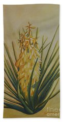 Inflorescence Beach Towel