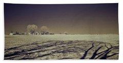 Infrared Landscape Lancaster Pa Beach Towel