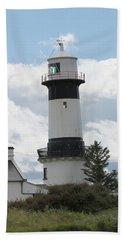 Inishowen Lighthouse Beach Sheet