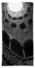 Initiation Well Beach Towel