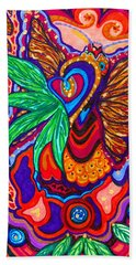 Inner Heart - Viii Beach Towel