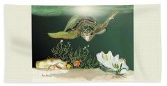 Inquisitive Turtle Beach Sheet