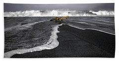 Inspirational Liquid Beach Towel