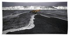 Inspirational Liquid Beach Sheet