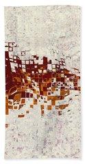 Insync Beach Towel by The Art Of JudiLynn