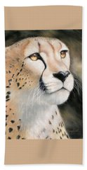 Intensity - Cheetah Beach Towel