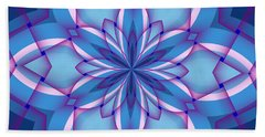 Interlaced Beach Towel