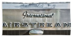 International Airstream Beach Towel