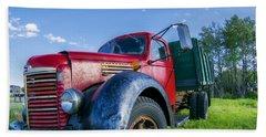International Kb-6 Truck Beach Sheet by Ken Morris