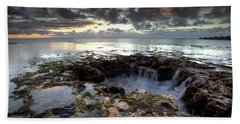 Into The Abyss Beach Towel
