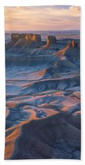 Into The Badlands Beach Towel