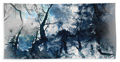 Into The Darkness - 01 Beach Towel