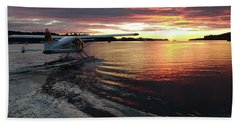 Into The Dawn Beach Towel