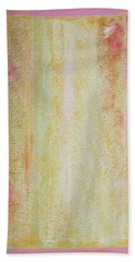 Into The Garden Beach Towel