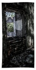 Into The Ruins 4 Beach Sheet