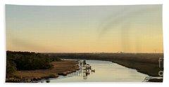 Intracoastal Waterway Beach Sheet
